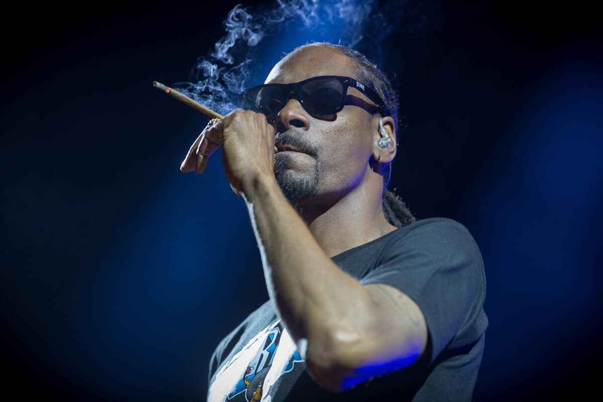 Snoop dog pays a guy $50K a year to roll blunts